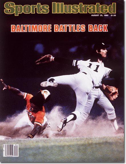 Al Bumbry Baseball Baltimore Orioles Sports Mags Sports