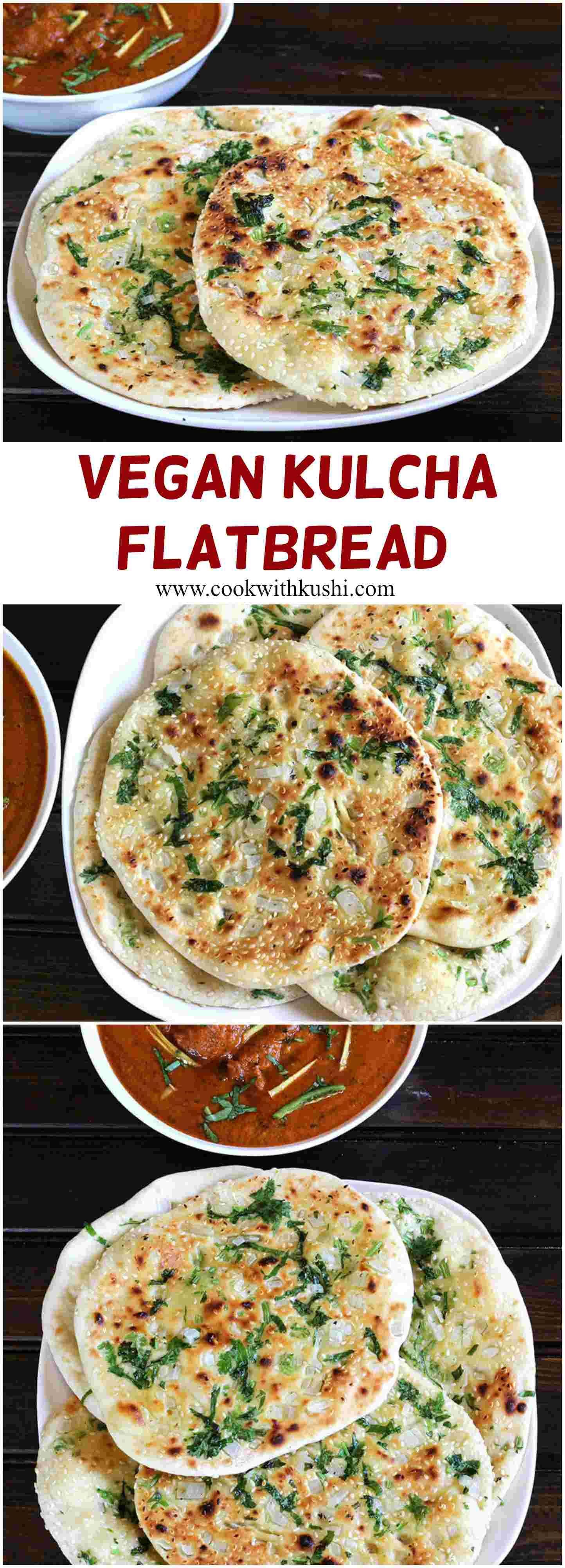 KULCHA Indian food recipes, Vegetarian recipes, Food