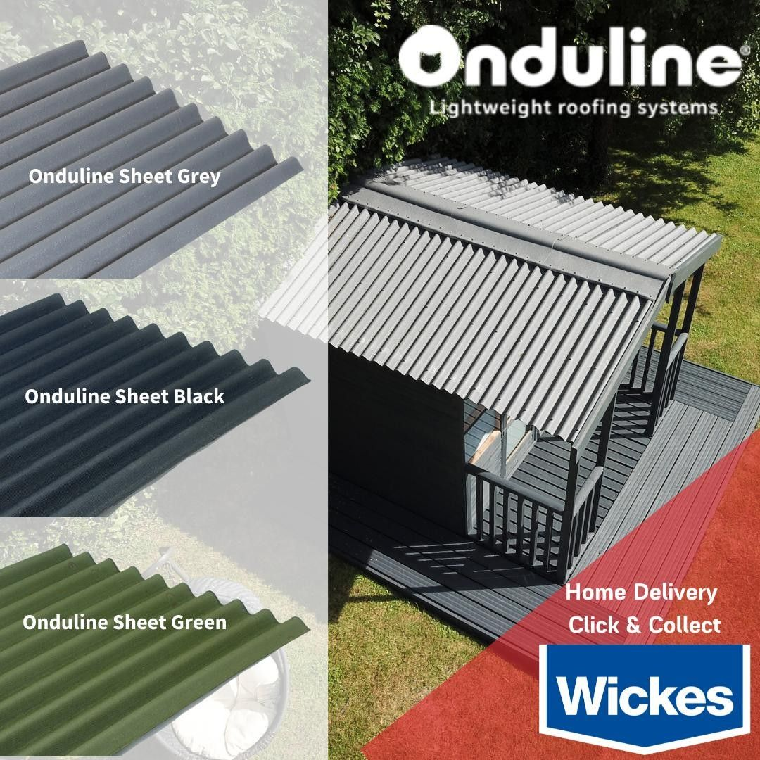 We Have A Selection Of Our Lightweight Roofing Solutions And Accessories Available To Purchase Directly From Wic In 2020 Corrugated Roofing Outdoor Office Summer House