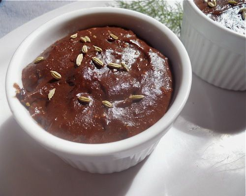 5 spicy chocolate dishes | Recipe: Spiced Chocolate Pudding