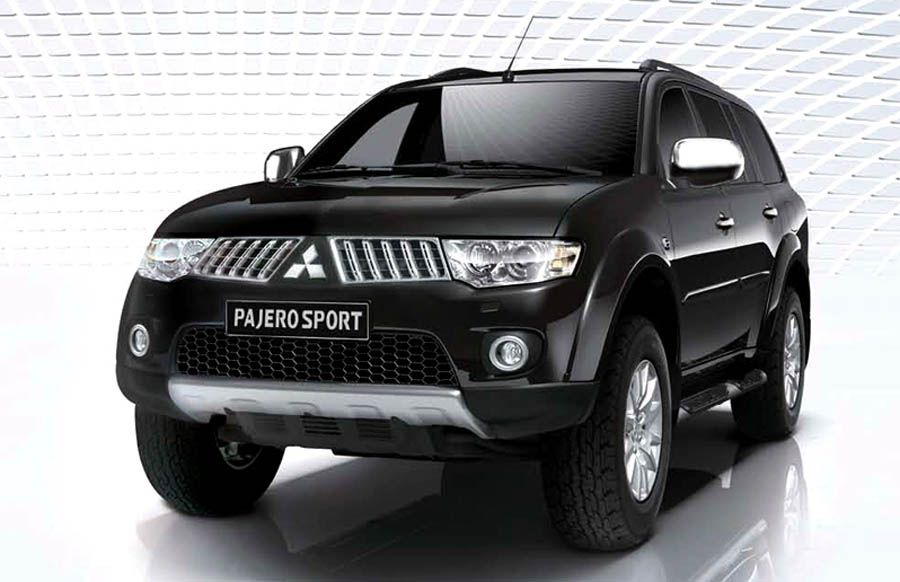 Best Automotive Products And Services Mitsubishi Pajero Sport Small Luxury Cars