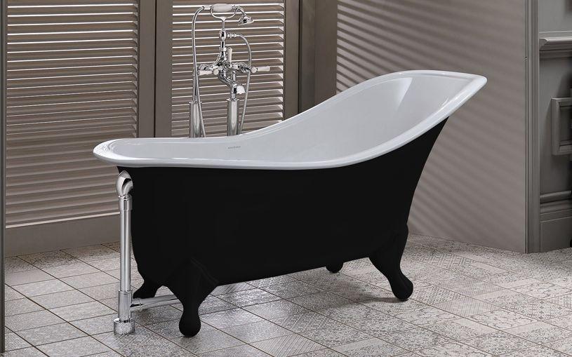 Drayton Clawfoot Slipper Tub Victoria Albert Baths Usa With