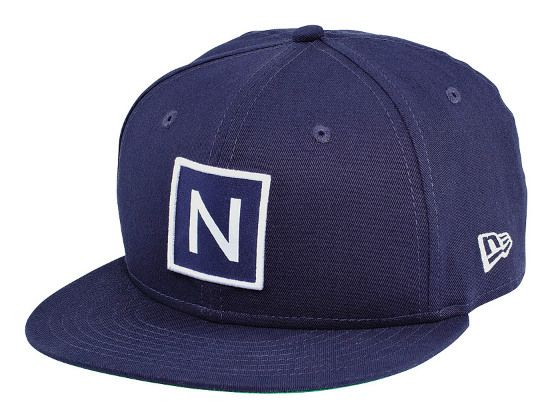 02dc71fd869 NIXON x NEW ERA「N」59Fifty Fitted Baseball Cap Preview
