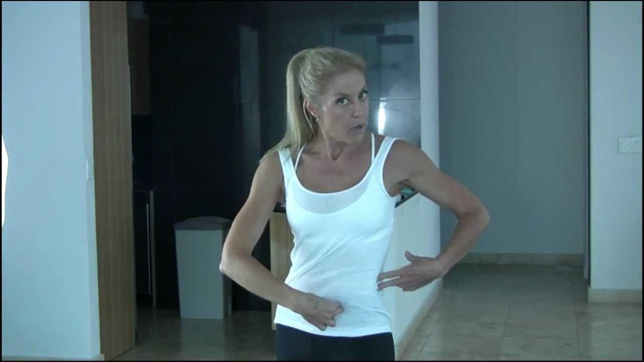 Calvin Klein Obliques: Core Workout by Belinda Benn ... Belinda Benn Fitness