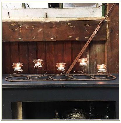 5 Spring Candle Holder