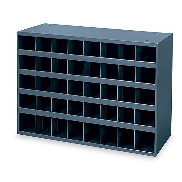 DURHAM All Welded Steel Bin Shelving   33 3/4 X12x42   (