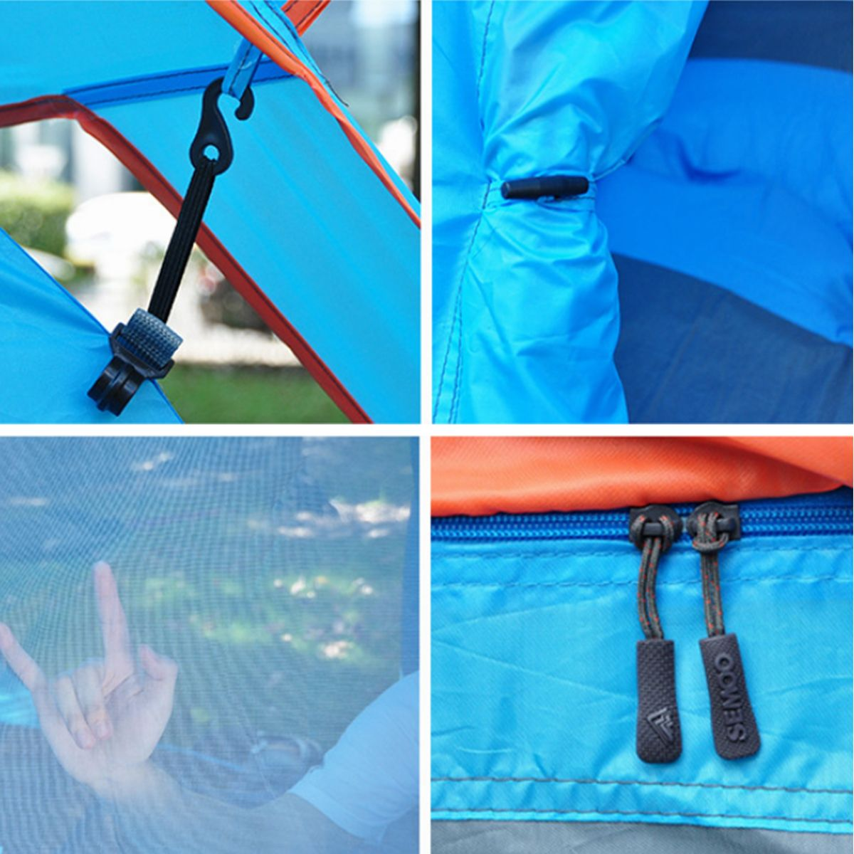 Two Inflating Camping Roll Two Mat Pad Inflatable Pillow Bed Sleeping Mattress Tent Affordable Price Mat Inflatable Pillow Waterproof Mattress Bed Pillows