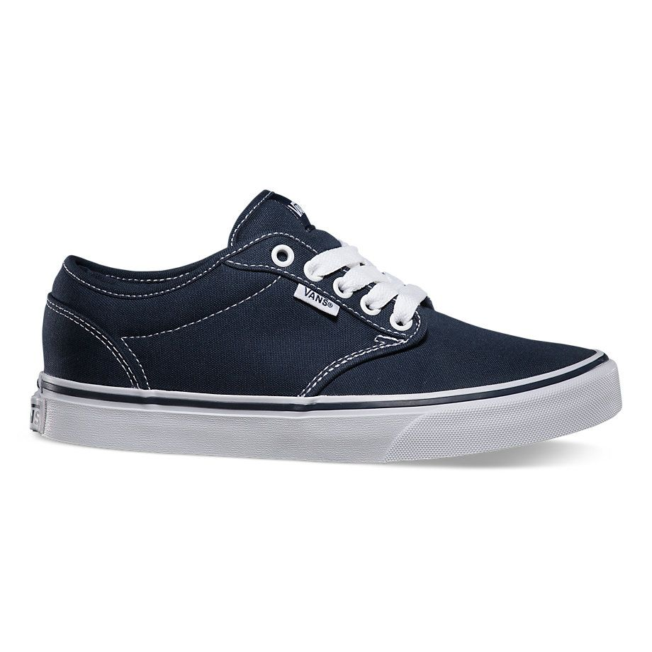 Womens W Atwood Low-Top Low-Top Trainers Vans EgDmd6z
