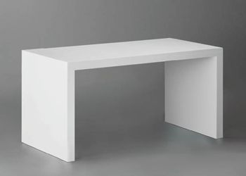 Charmant Parsons Table| Futrus All Solid Surface