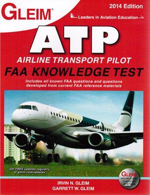 Gleim Airline Transport Pilot Written Exam Guide | Great Books