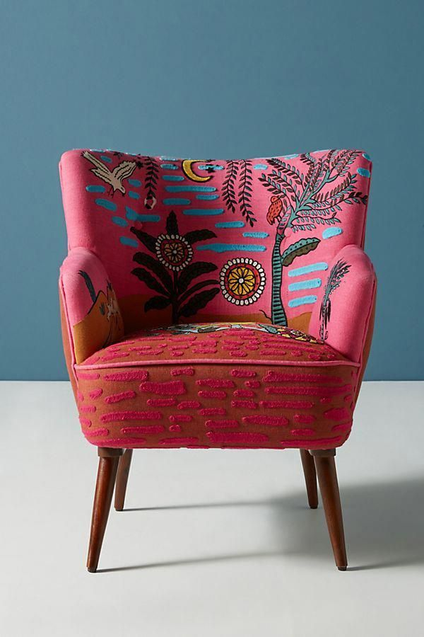 Imagined World Petite Accent Chair Accent Chairs Cool