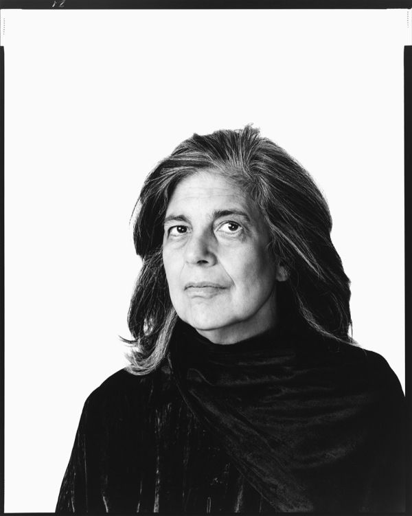 Susan Sontag by Richard Avedon