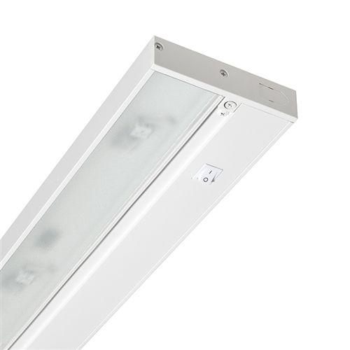 Juno Under Cabinet Lighting Led UPLED09-WH 9'' 2-Lamp Pro ...