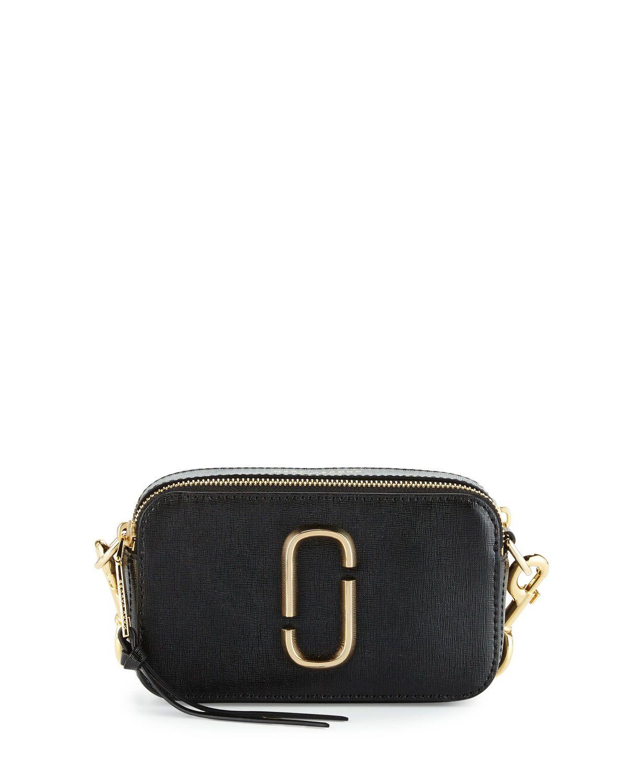 e47b428a3708 Snapshot Small Leather Camera Bag