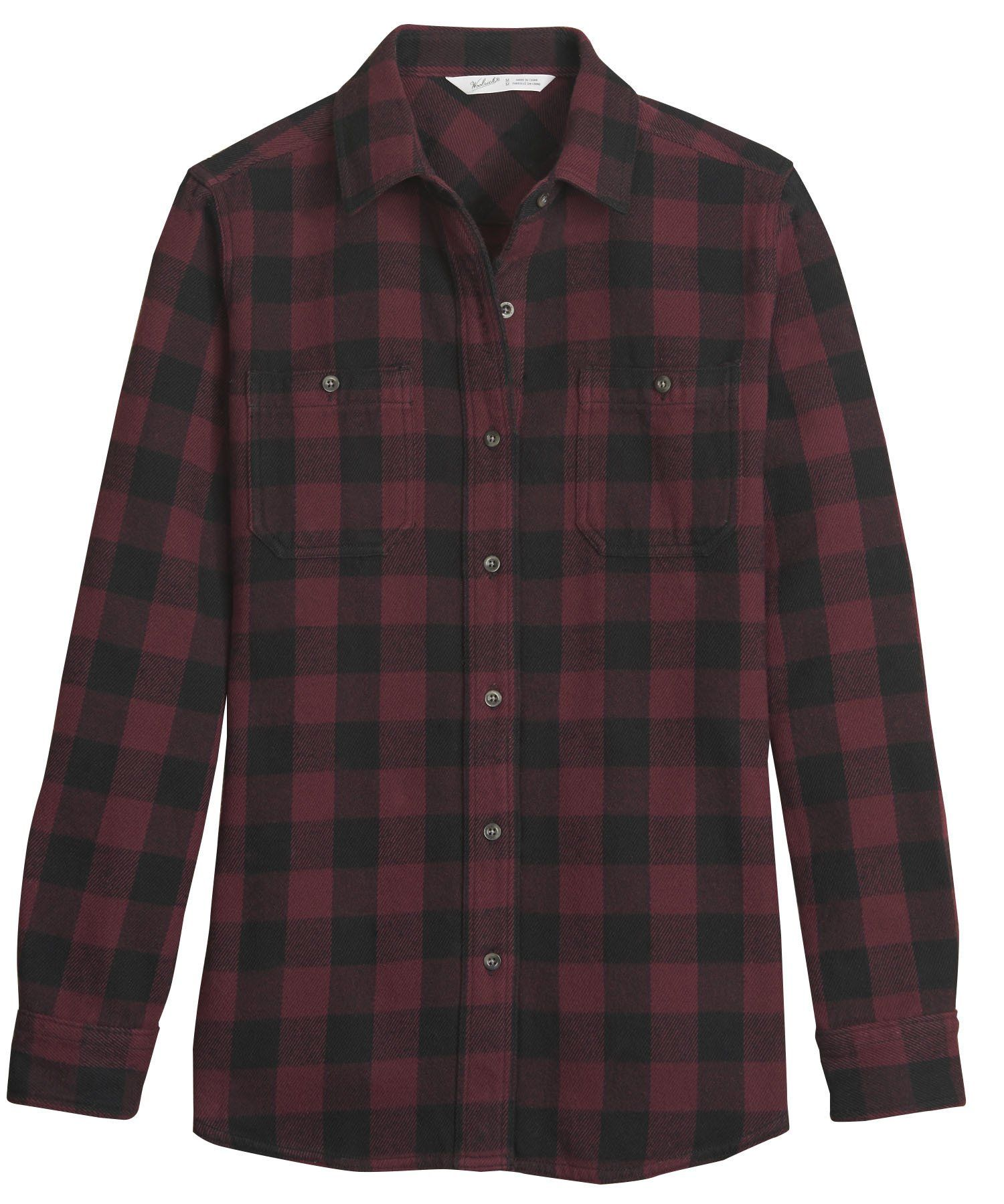 1f1611167c9 Women s Buffalo Check Flannel Shirt