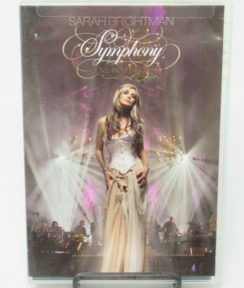 SARAH BRIGHTMAN SYMPHONY LIVE IN VIENNA CONCERT DVD, 15