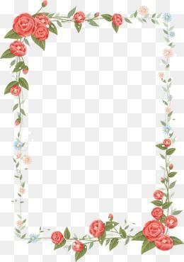 Floral Border Floral Border Design Flower Petal Art Flower Border