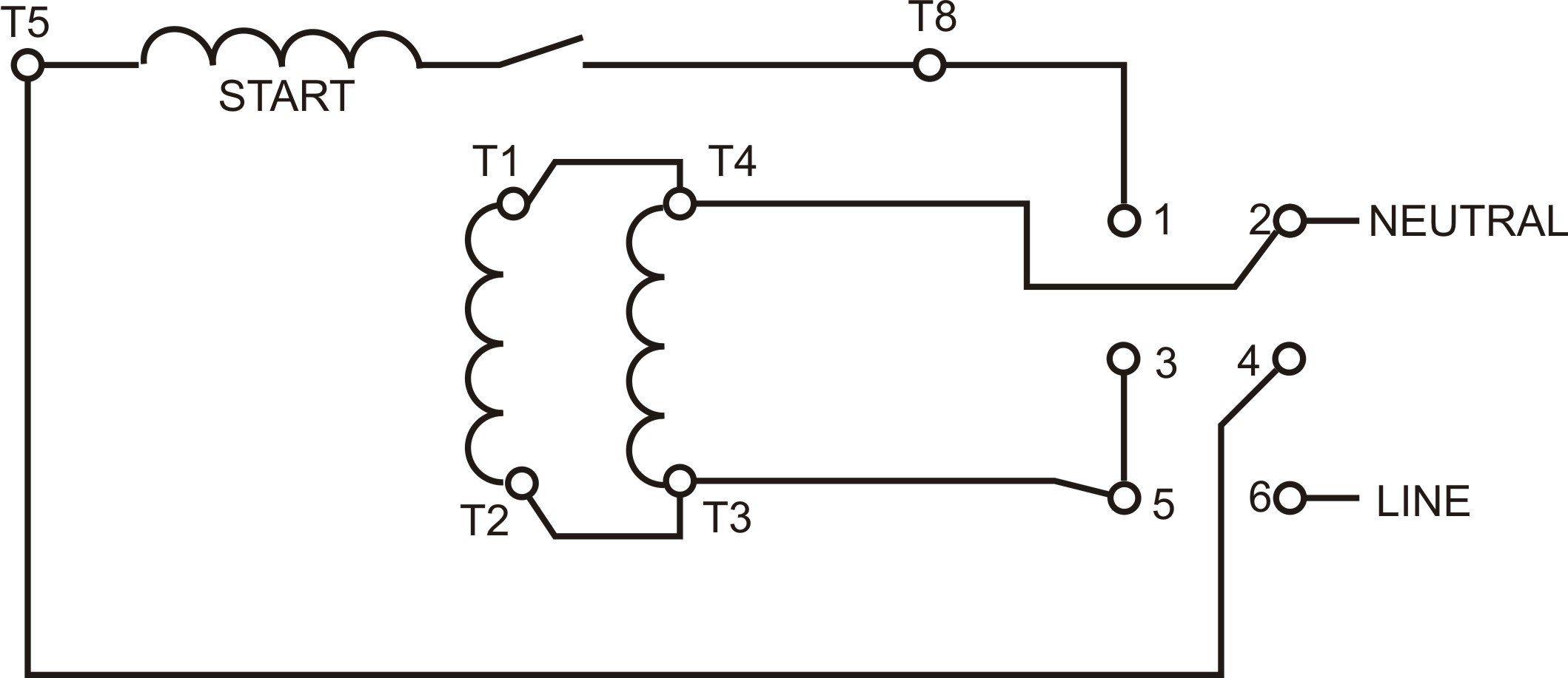 19 Electric Motor Switch Wiring Diagram References Electric Motor Electricity Diagram