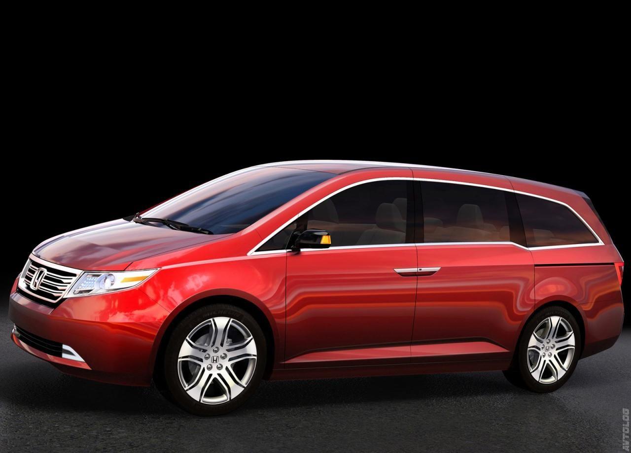 Honda · 2010 Honda Odyssey Concept