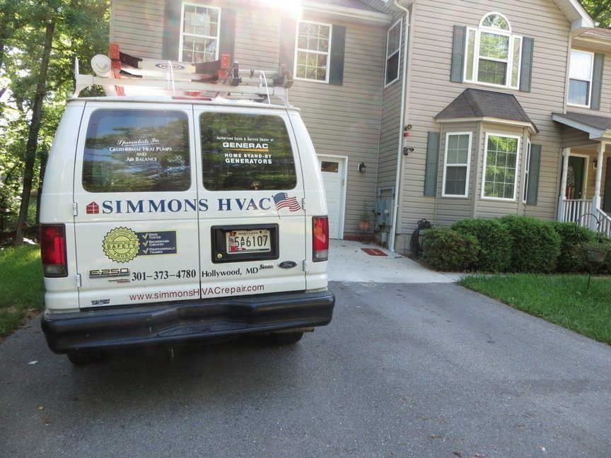 Visit Simmons Heating And Air Conditioning Website For Heating And