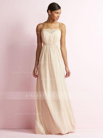 Sheath Embellished Bridesmaids Dresses