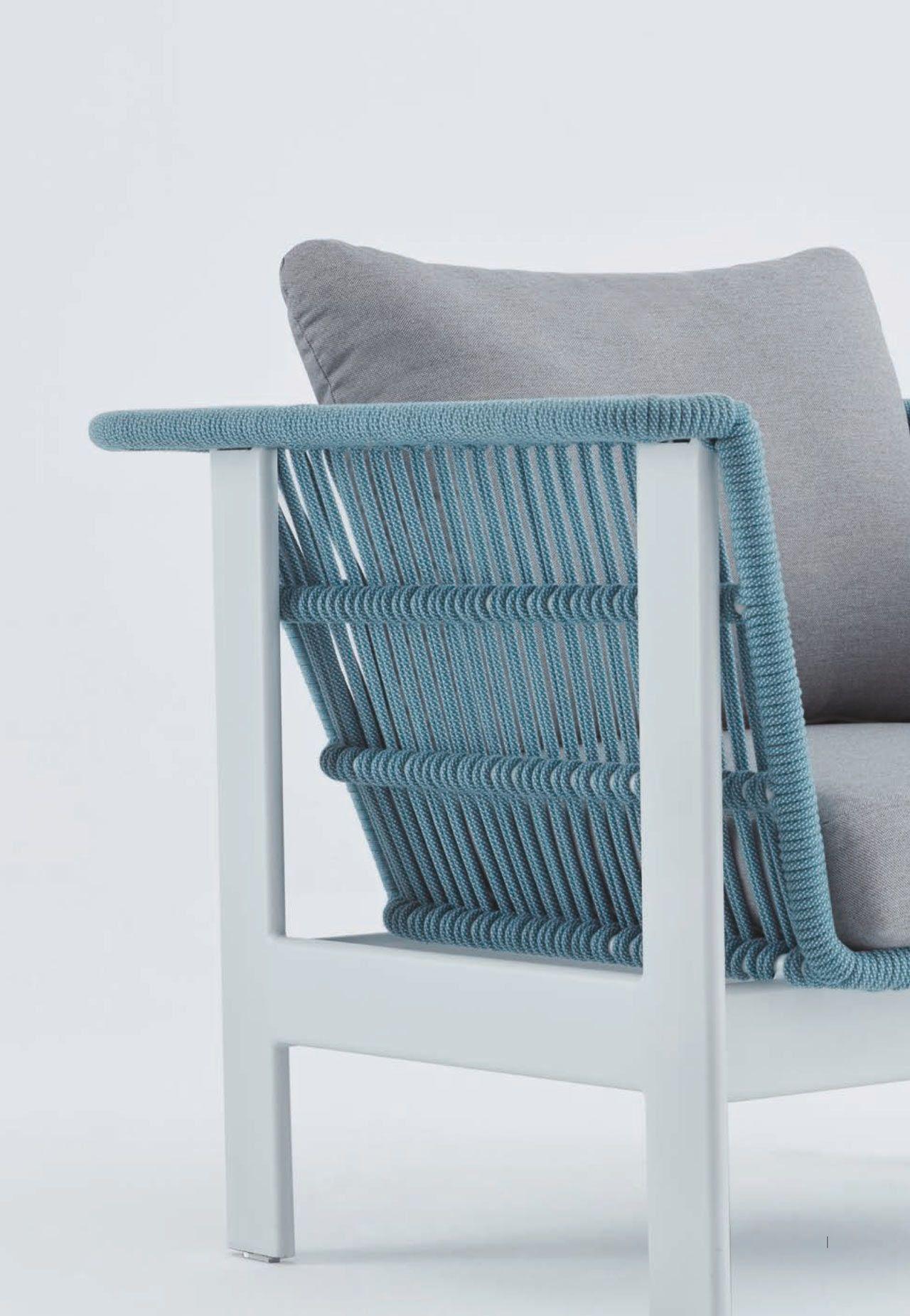 Murcia Outdoor Collection by Muka for Mindo  Aluminium outdoor