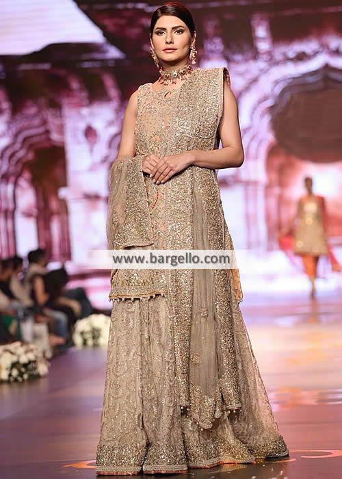 Latest Pakistani Bridal Wear Bridal Lehenga Dresses Kalamazoo ...