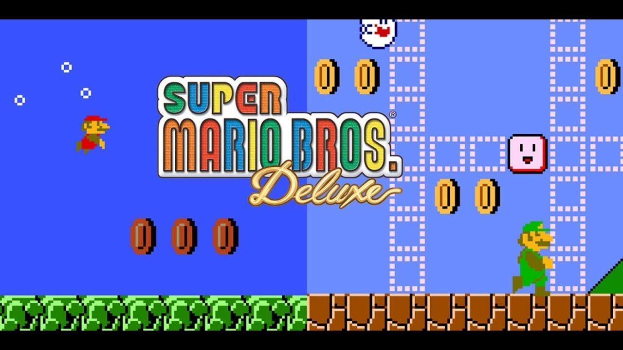 Super Mario Bros  Deluxe Review (Gameboy Color) | SNES Classic