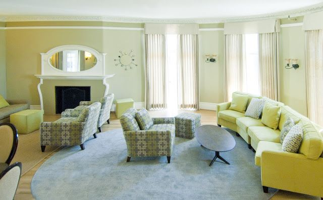 Chic Provence * The Wicker Room at Dominican my projects
