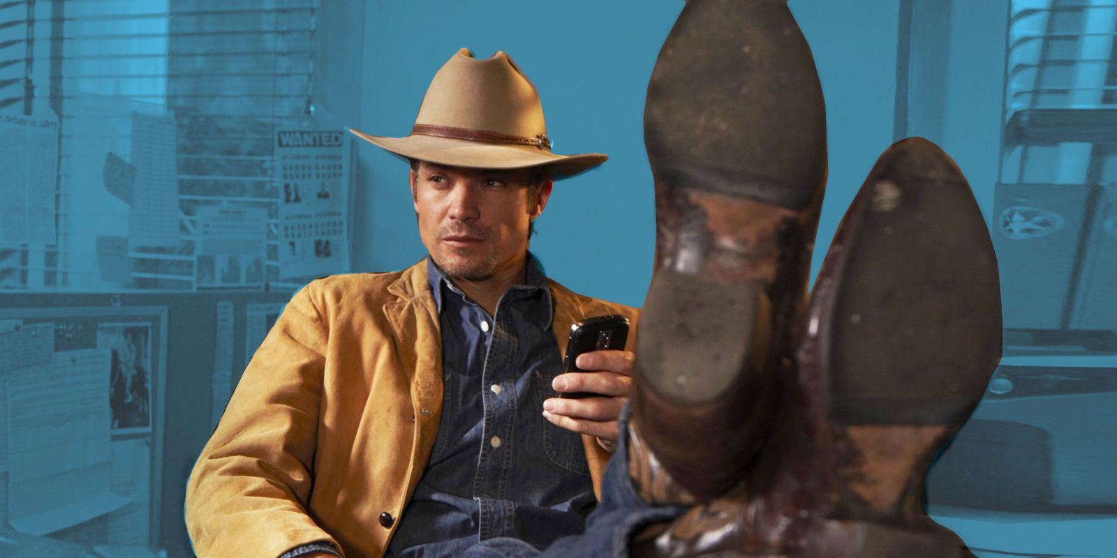 The 'Justified' Cast on Raylan Givens, Son of a Bitch