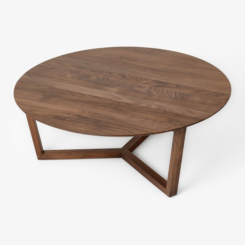Ethnicraft Walnut Coffee Table Coffee Table Modern Furniture Decor Wooden Coffee Table [ 1500 x 1500 Pixel ]