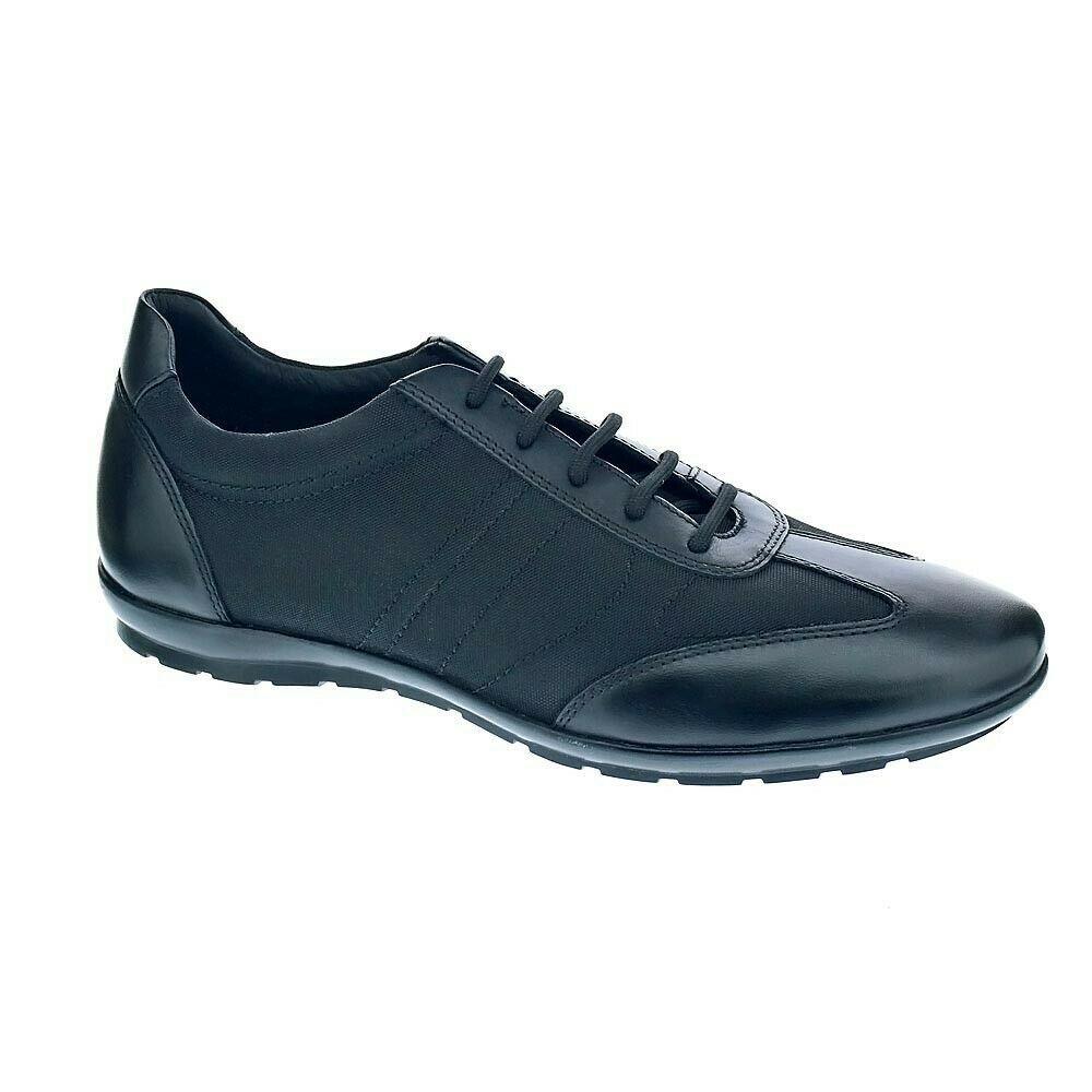 Geox Symbol  Zapatos con cordón  Hombre  Negro 42249