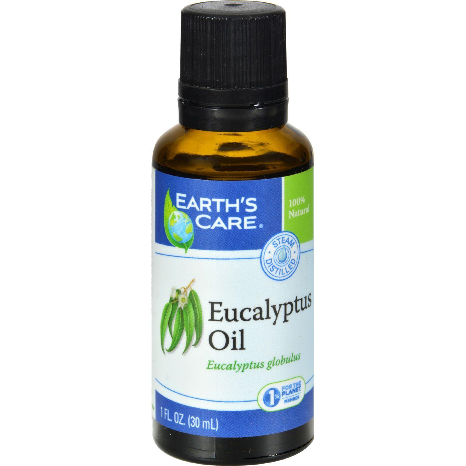 Earth's Care Essential Oil 100 Percent Pure Natr