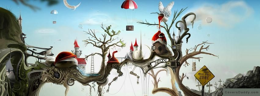 Artistic Facebook Covers