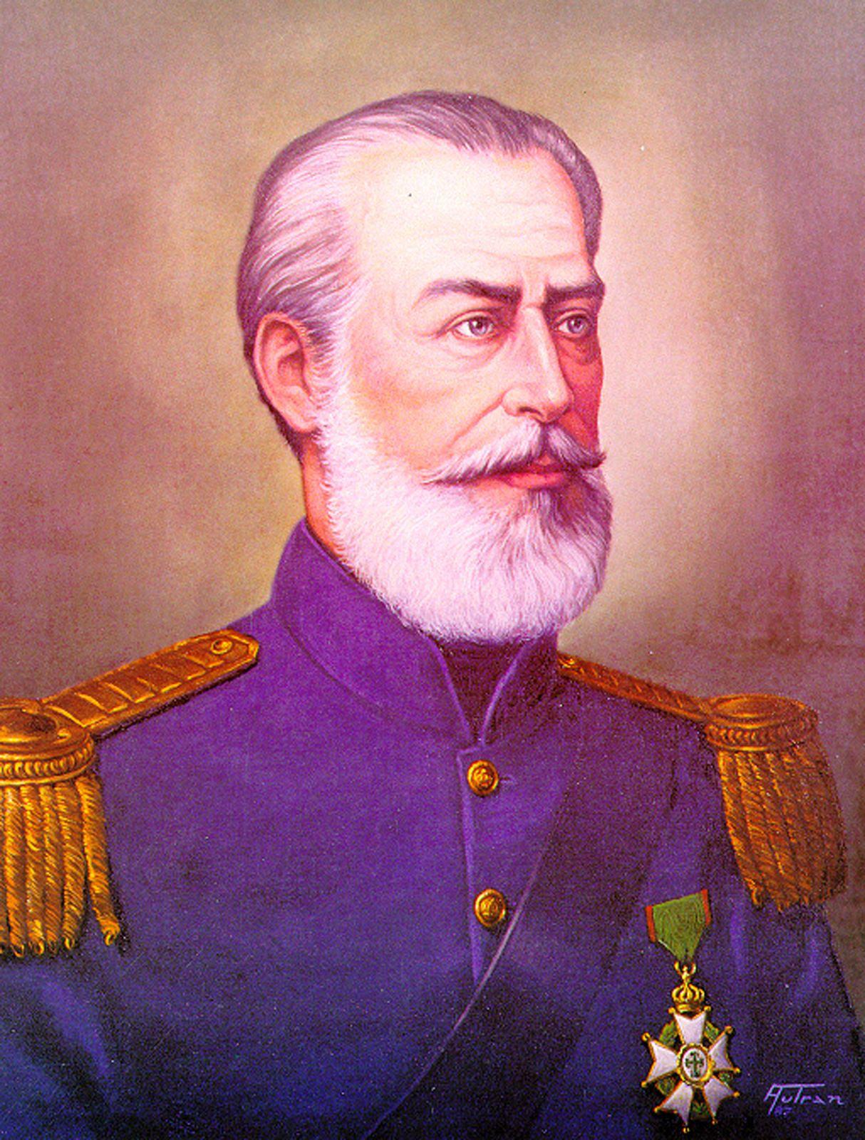 Coronel Ricardo Franco De Almeida Serra Exercito Brasileiro