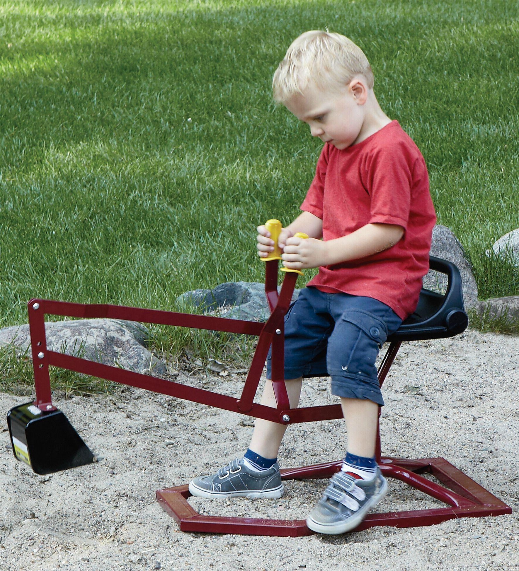 Little Digger — Old School Fun that Works!   Kids sandbox ...