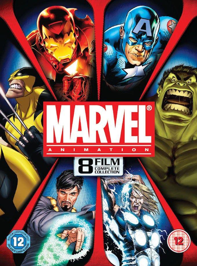 マーベル原作のアニメ映画シリーズ8作品の一覧 マーベル マーベル映画 アベンジャーズ