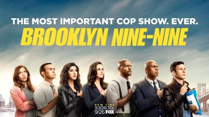 Brooklyn Nine Nine Season 5 Promo Cast Promotional Photos