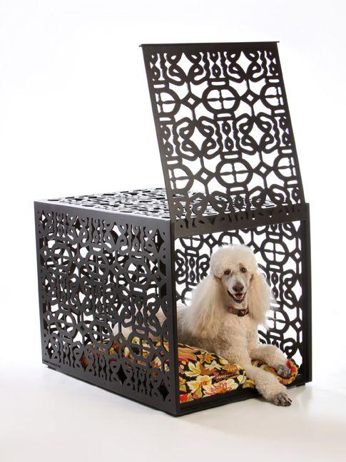 Max Crate Designer Crates And Gates · Dog Crate FurnitureDog ... Amazing Pictures