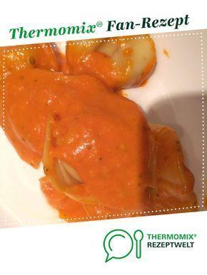 Tomatensoße von Mamaida. Ein Thermomix ® Rezept aus der Kategorie Saucen/Dips/Brotaufstriche auf , der Thermomix ® Community.