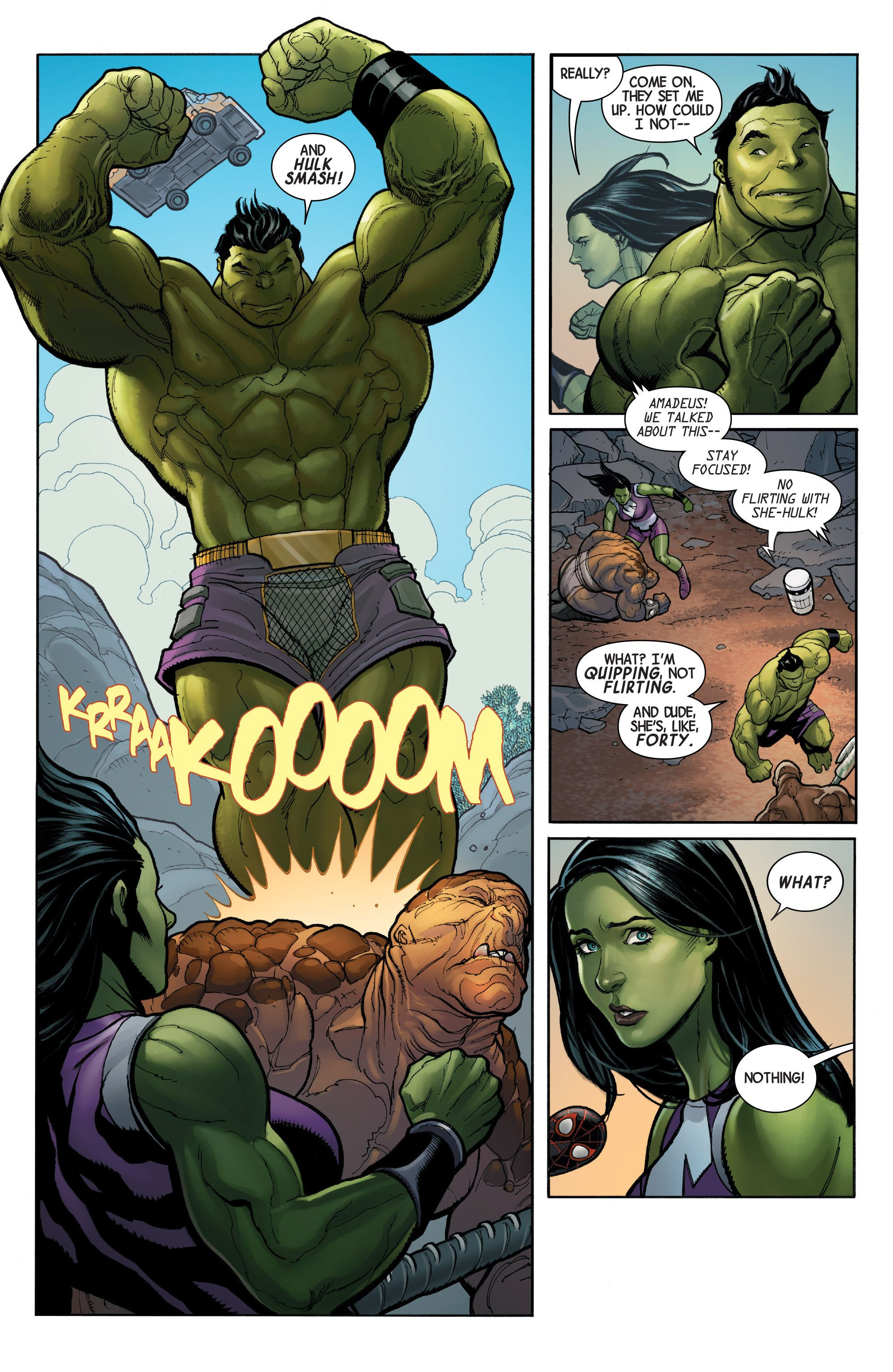 The totally awesome hulk 2016 1 page 26 she hulk red she hulk the totally awesome hulk 2016 1 page 26 publicscrutiny Images