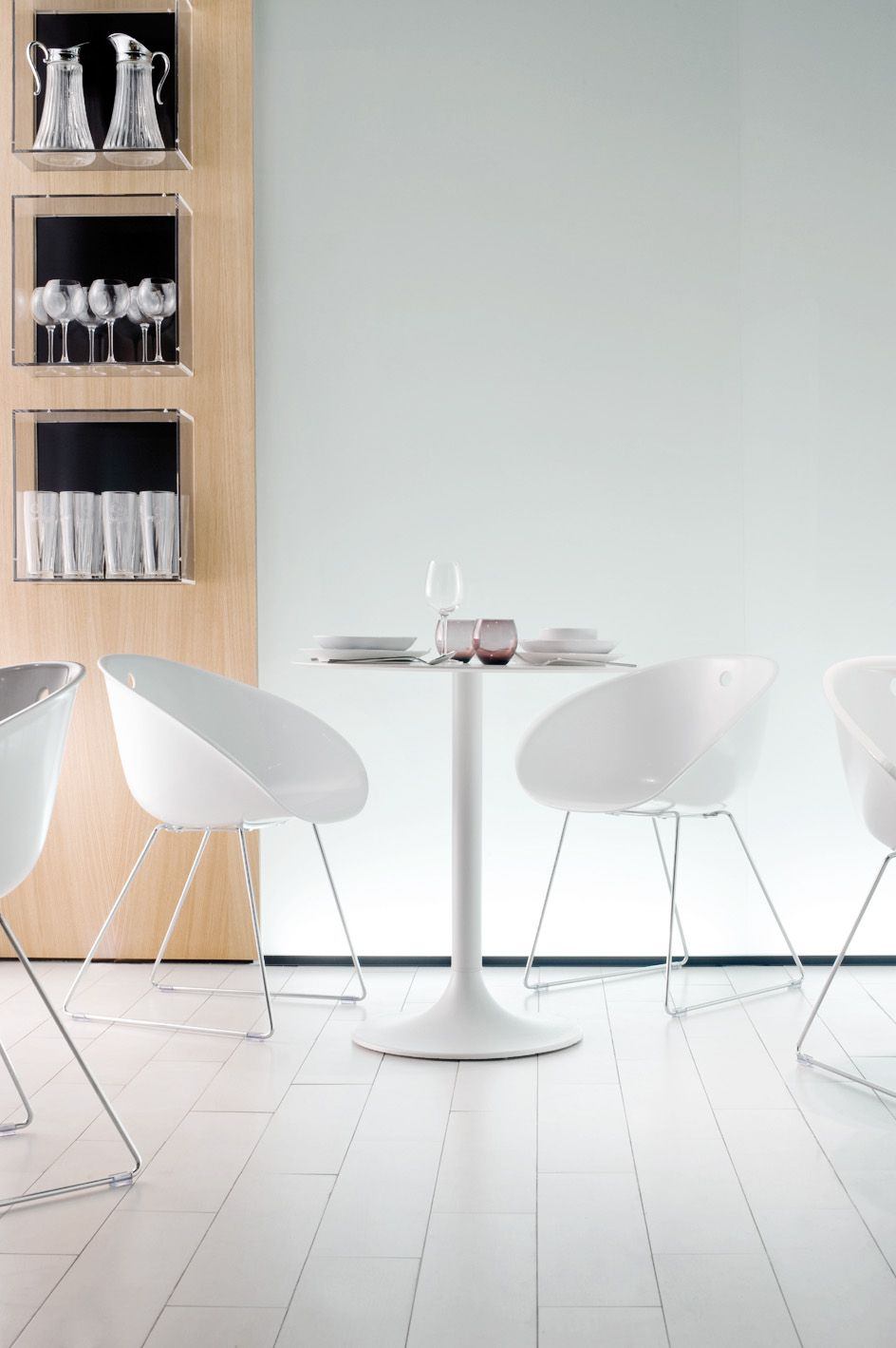 Gliss Chair Pedrali Dining Table Chair Home Decor