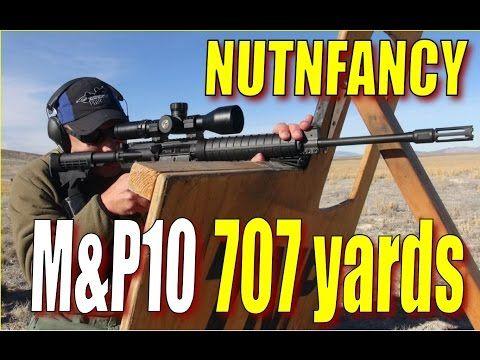 ▶ Ranging Long: M&P10 at 707 yards - YouTube