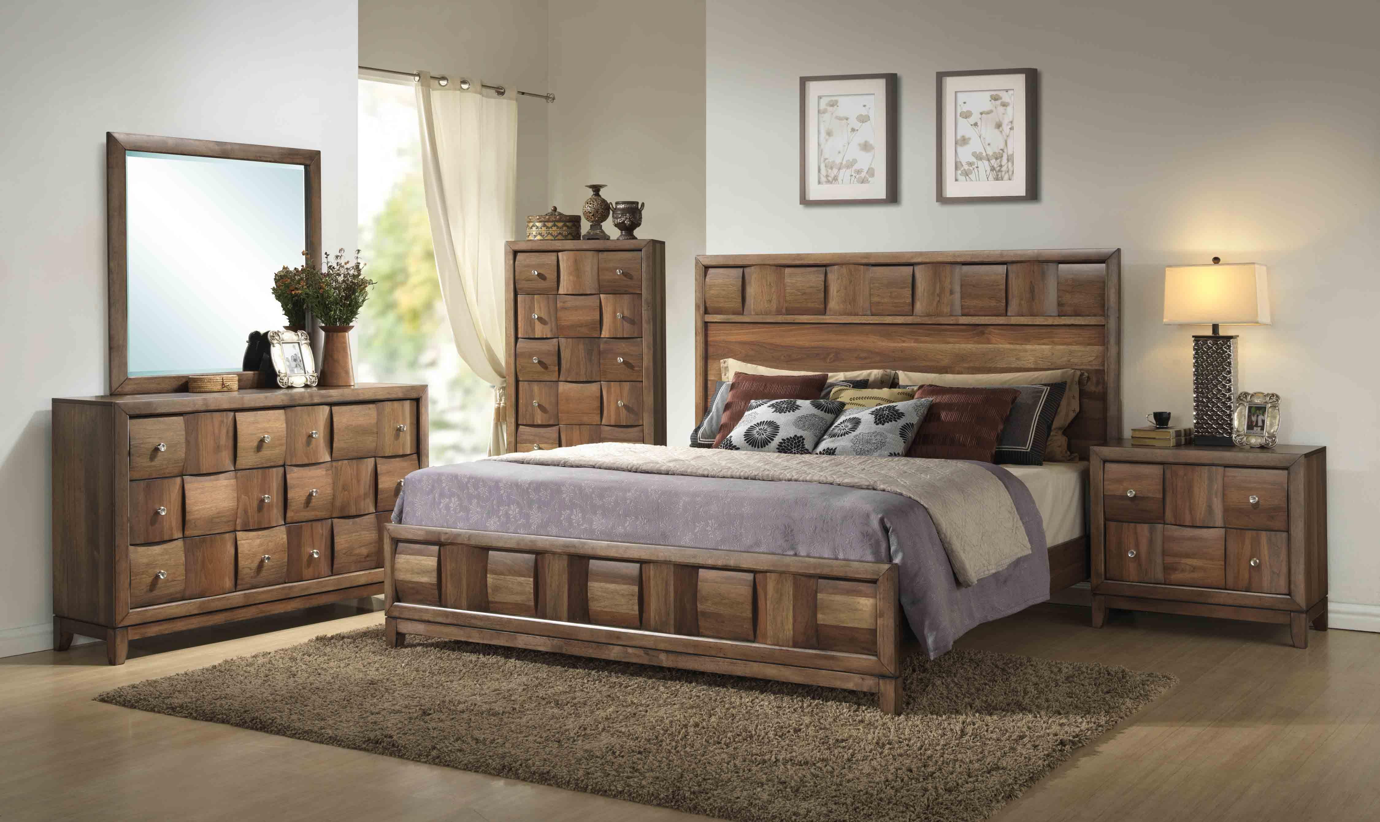 Holz Schlafzimmer Möbel Farben Holz schlafzimmermöbel