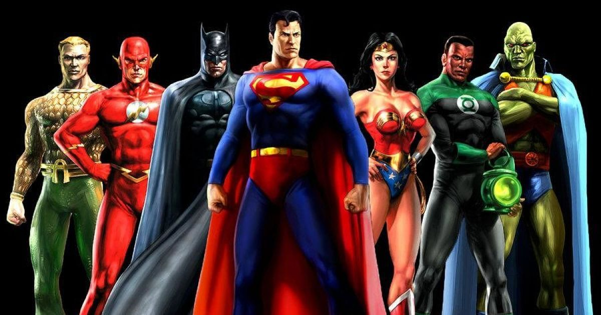 Redirecting Justice League Characters Justice League Superhero