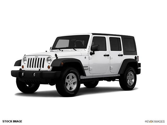 My Greatwhite 3 2012 Wrangler Unlimited Sport S White Used Jeep
