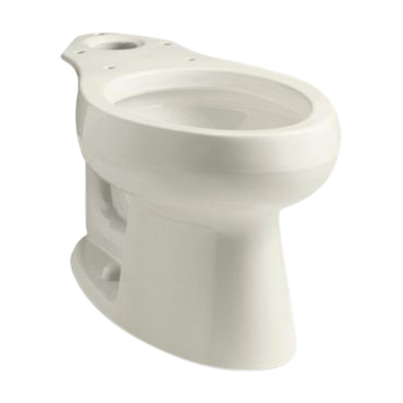 Kohler Wellworth Elongated Toilet Bowl Biscuit Toilet Bowl