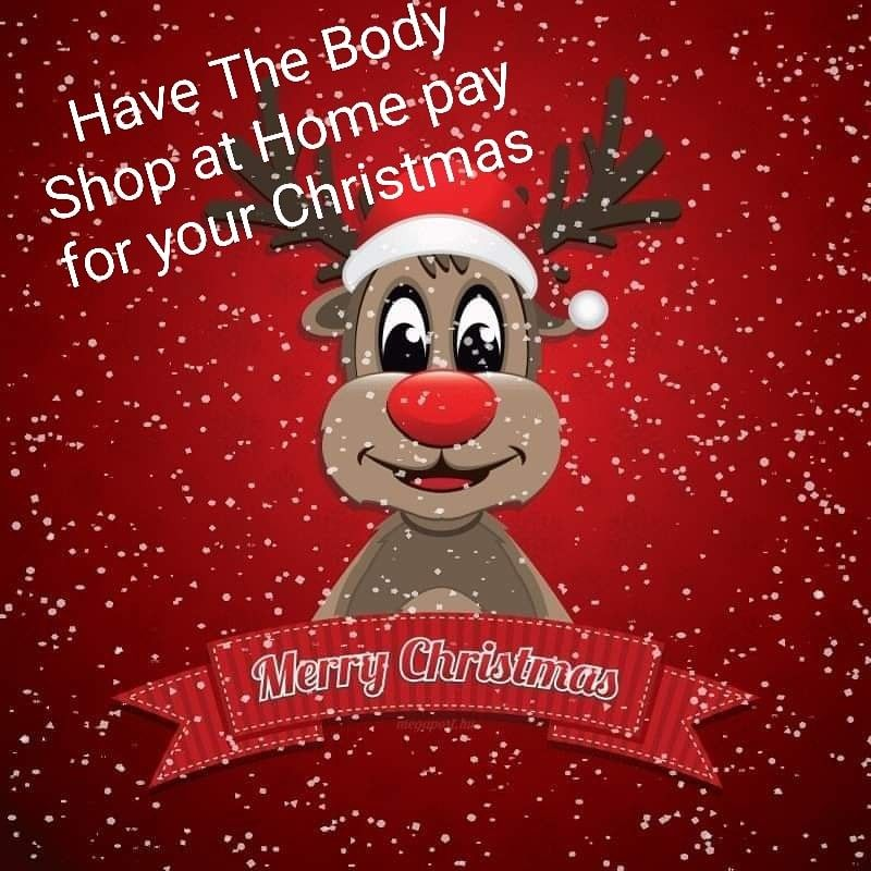 Pay For Christmas With The Body Shop At Home In 2020 Body Shop Christmas The Body Shop Body Shop At Home