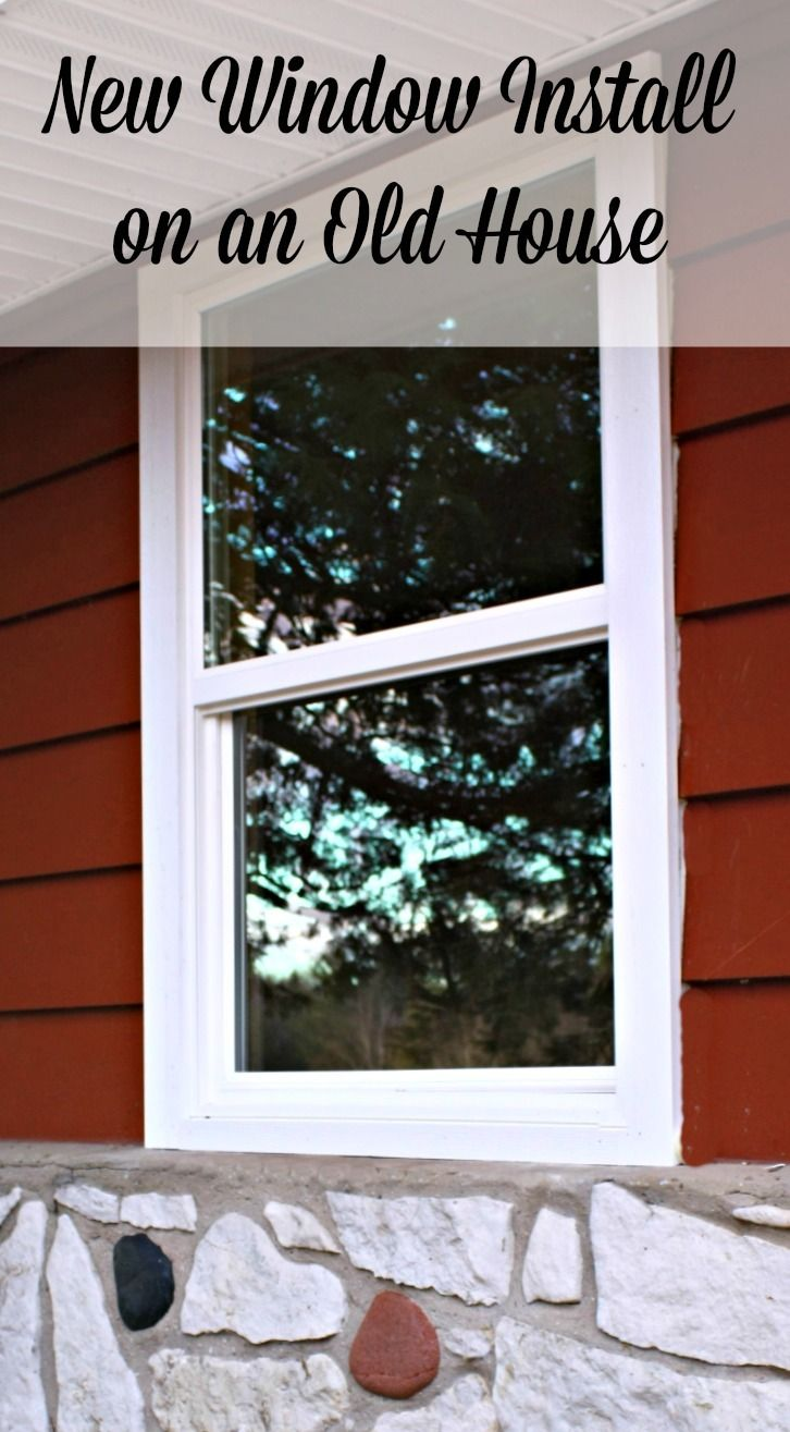 How To Add Energy Efficiency New Windows On An Old Resort House Http Www Thetwincedars