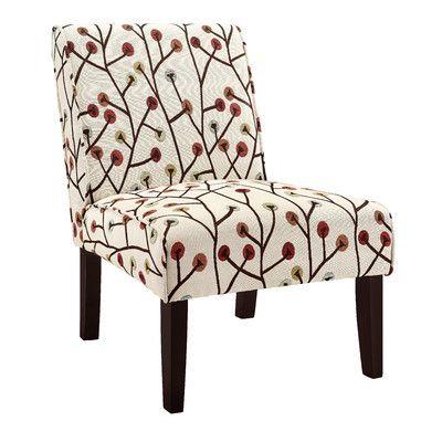 Dorel Living Teagan Side Chair & Reviews   Wayfair